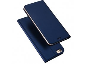 Pouzdro DUX DUCIS SKIN pro iPhone 6/6S, Tmavě modrá