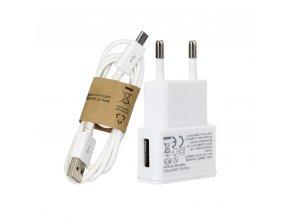 Nabíjecí adaptér + kabel s Micro USB pro Samsung Galaxy a jiné