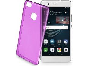 Barevné gelové pouzdro CELLULARLINE COLOR pro Huawei P9 Lite, fialová