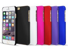 Luxusní kryt Soft Touch pro iPhone 6/6S