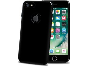 TPU pouzdro CELLY Gelskin pro Apple iPhone 7/8, Black Edition
