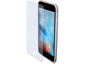 Ochranné tvrzené sklo CELLY Glass antiblueray pro Apple iPhone 6/6S/7/8, matné