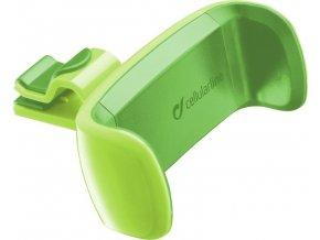 STYLE&COLOR univerzální držák Cellularline do ventilace, zelený