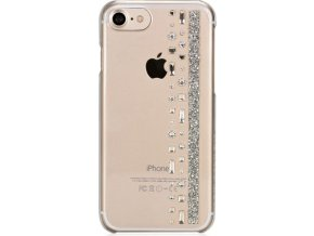 Zadní kryt Bling My Thing Hermitage Crystal pro Apple iPhone 7/8, with Swarovski® crystals