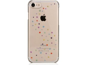 Zadní kryt Bling My Thing Milky Way Cotton Candy pro Apple iPhone 7/8 with Swarovski® crystals