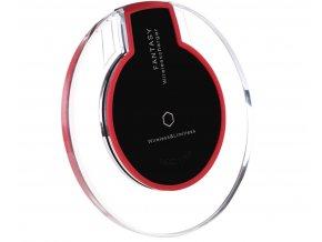 Bezdrátová nabíječka Luxury s receiverem pro iPhone 6/6S, 6 Plus/6S Plus
