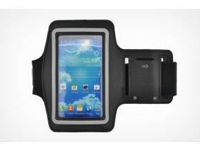 Sportovní pouzdro SXP ARM BAND L – černé pro iPhone 4/4S, 5/5S/5C/SE a další