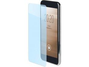 Ochranné tvrzené sklo CELLY Privacy 3D pro Apple iPhone X (sklo do hran displeje), ztmavovací efekt, černé