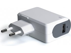 Nabíječka CELLY s podporou rychlého nabíjení QUALCOM 2.0, USB výstup