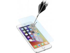 Ochranné tvrzené sklo CellularLine Glass pro Apple iPhone 7 Plus/8 Plus