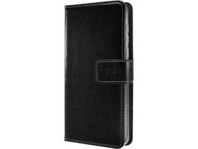 Pouzdro typu kniha FIXED Opus pro Samsung Galaxy S9 Plus, černé