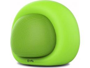 Bluetooth reproduktor CELLY Bubble Beat, zelený