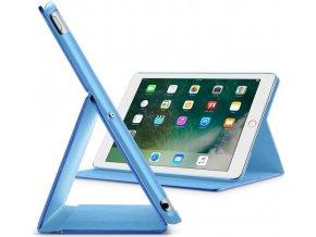 "Pouzdro se stojánkem CellularLine FOLIO pro Apple iPad 9,7"" (2017), modré"