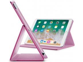 """Pouzdro se stojánkem CellularLine FOLIO pro Apple iPad Pro 10,5"""", růžové"""