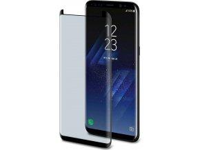 Ochranné tvrzené sklo CELLY Glass pro Samsung Galaxy S8 Plus, s ANTI-BLUE-RAY vrstvou (sklo do hran displeje)