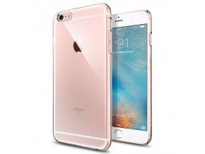 Kryt Spigen Thin Fit, crystal clear - pro iPhone 6 Plus/6S Plus