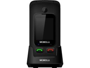 Mobilní telefon Mobiola MB610B, černý