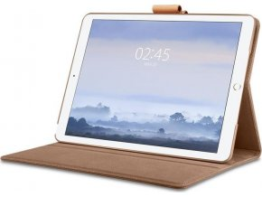 """Spigen Stand Folio case, brown - iPad Pro 10.5"""" 17"""