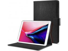 Spigen Stand Folio case, black - iPad 9.7