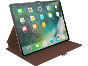 Speck Balance Folio Leather, brown - iPad 9.7