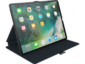 Speck Balance Folio Leather, black - iPad 9.7