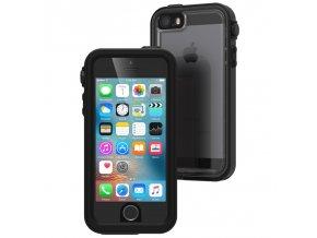 Kryt Catalyst Waterproof case, black - iPhone SE/5S/5