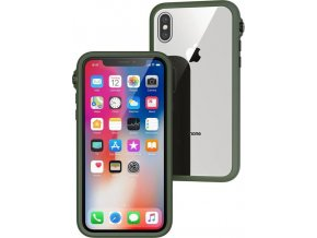 Catalyst Impact Protection case, green - iPhone X