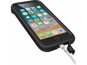 Catalyst Waterproof case, black - iPhone 7/8