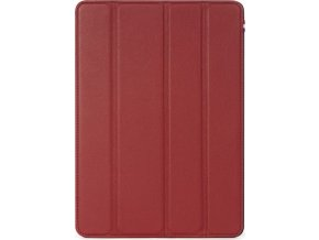 Decoded Leather Slim Cover, red - iPad Pro 9.7