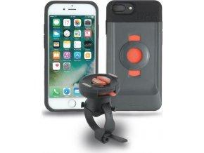TigraSport FitClic Neo Bike Kit - iPhone 6s+/7+/8+