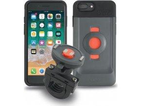 TigraSport FitClic Motorcycle Kit-iPhone 6s+/7+/8+