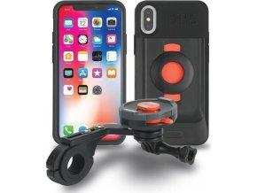 TigraSport FitClic Neo Bike Kit Forward - iPhone X