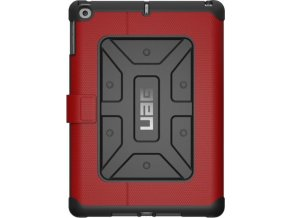 UAG Metropolis case Magma, red - iPad 9.7