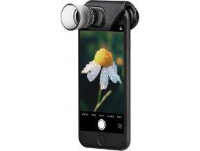 olloclip macro pro lens, black/black - i7/i7+