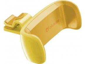 STYLE&COLOR univerzální držák Cellularline do ventilace, žlutý
