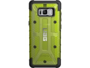 UAG plasma case Citron, yellow - Galaxy S8+