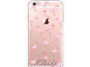 Kryt Clearo Flamingo 3 Ultra Thin iPhone 6/6S