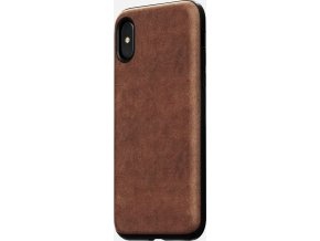 Nomad Rugged Case, rustic brown - iPhone X