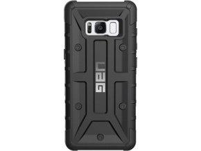 UAG pathfinder case Black, black - Galaxy S8