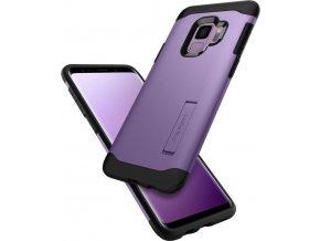 Spigen Slim Armor, lilac purple - Galaxy S9