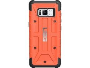 UAG pathfinder case Rust, orange - Galaxy S8