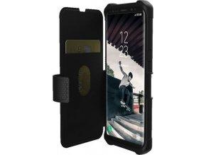 UAG metropolis case Black, black - Galaxy S8