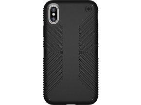 Speck Presidio Grip, black/black - iPhone X