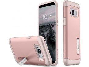 Spigen Slim Armor, rose gold - Galaxy S8