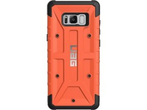 UAG pathfinder case Rust, orange - Galaxy S8+