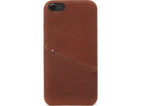 Decoded Leather Case, brown - iPhone 8/7/6s