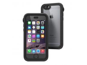 Kryt Catalyst Waterproof case, black gray - iPhone 6 Plus/6s Plus