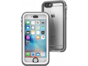 Kryt Catalyst Waterproof case, white gray - iPhone 6/6s