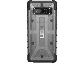 UAG plasma case Ash, smoke - Galaxy Note 8