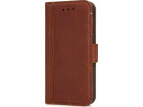 Decoded Leather Wallet Case, brown - iPhone SE/5s